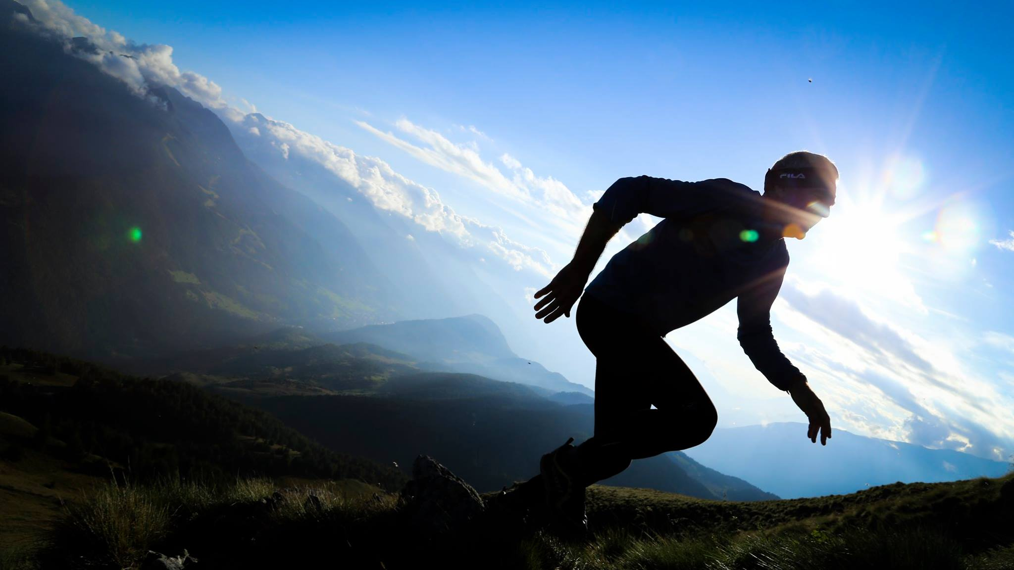 wallpaper skyrunning