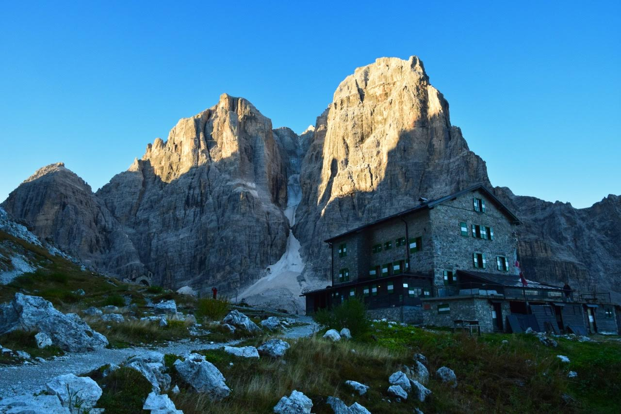 sentiero 318 verso il rifugio Brentei (4)