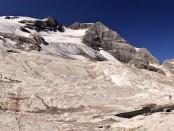 Panoramica_Marmoladada dal rif ghiacciaio