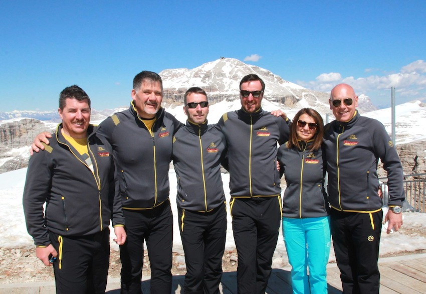 staff Dolomites skyrace