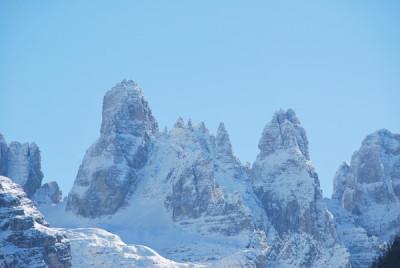 Gli Sfulmini - Dolomiti del Brenta