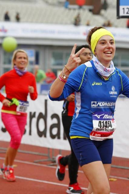 mezza maratona amsterdam