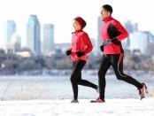 come correre in inverno