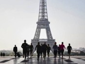 running paris