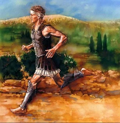 maratona Filippide