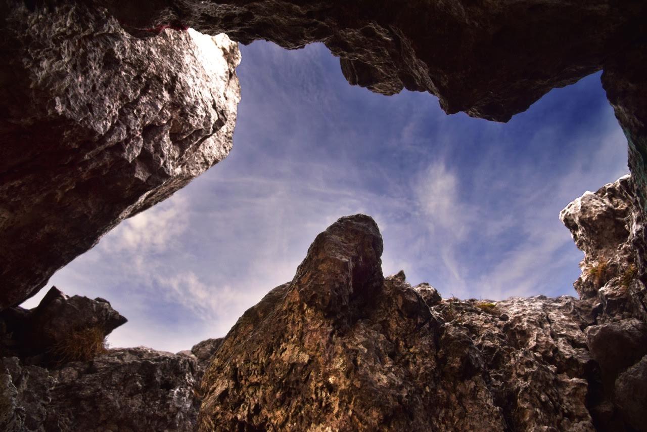 il mostro del monte Alben (Foto: Aldo Borghetti)