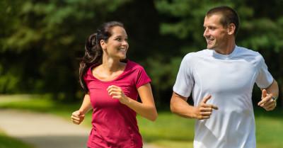 appuntamento con un runner