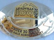 leadville 100 fibbia