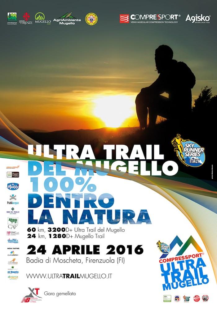 Manifesto Ultra Trail del Mugello