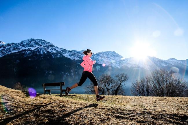 Val Bregaglia trail