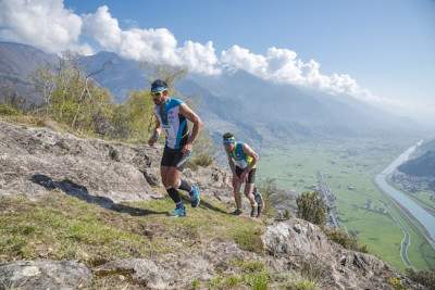colmen trail corsa ccresta