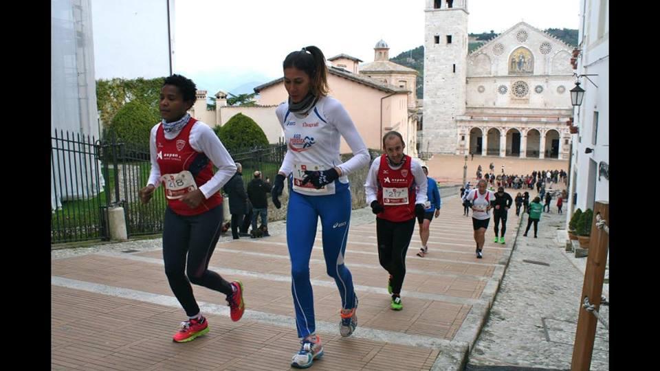 spoleto runningfestival