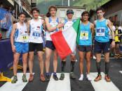 campionati corsa in montagna