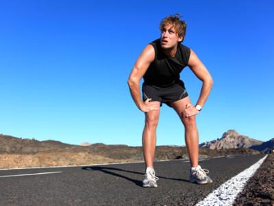 running tapering