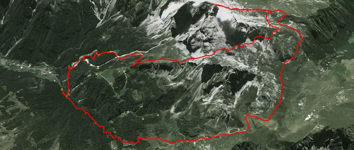 Pizzo Arera 2512 m.