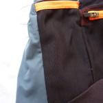 Pantaloncini Trail Kalenji tasca gel